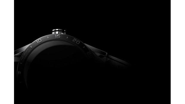 """""""Connected"""", die erste Smartwatch aus dem Haus Tag Heuer. (Bild: Tag Heuer)"""