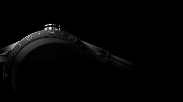 """Luxus-Smartwatch: TAG Heuer, Google und Intel stellen """"Connected"""" vor"""