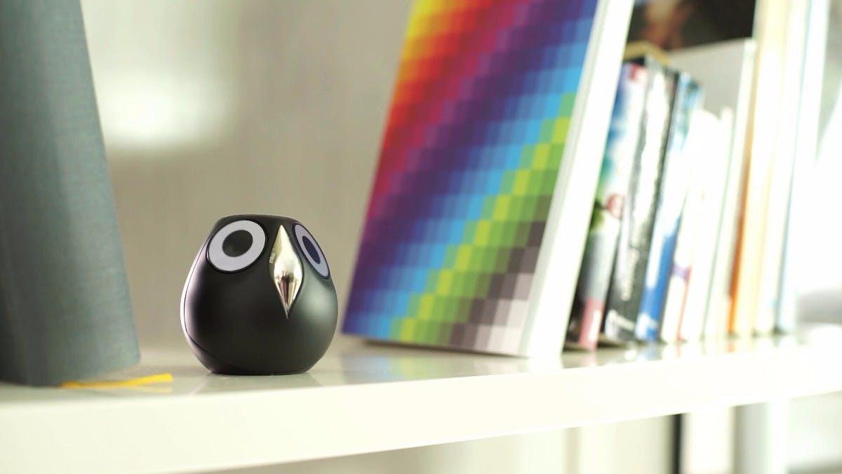 Ulo: So putzig kann eine Überwachungskamera sein