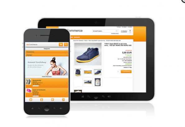 (Screenshot: xt:Commerce)