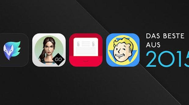 Das sind die besten Apps des Jahres 2015: Apple kürt die Überflieger für iPhone, iPad und Mac