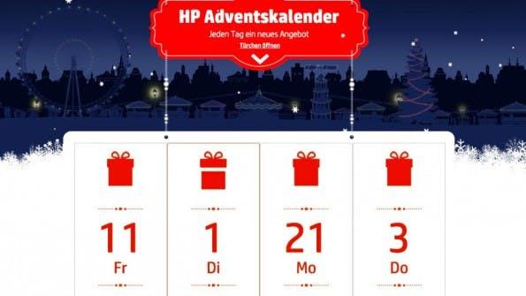 Online Adventskalender 2015 Webworker