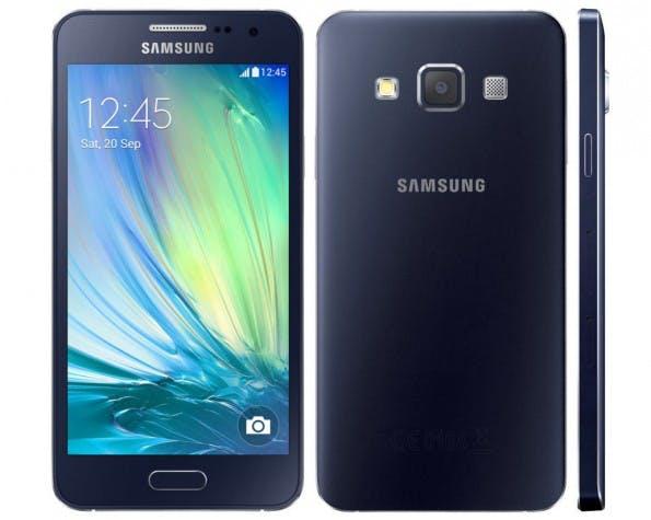 Samsung Galaxy A3: (Bild: Samsung)
