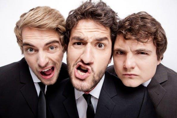 Die YouTube-Comedy-Trio Y-Titty hat sich getrennt. (Foto: Universal)