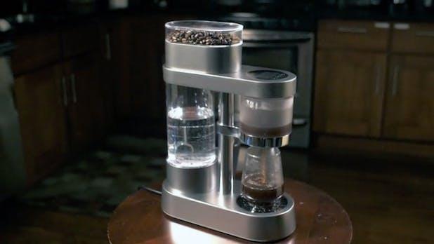 Smarte Kaffeemaschine: Mit Auroma macht ihr per App den perfekten Kaffee