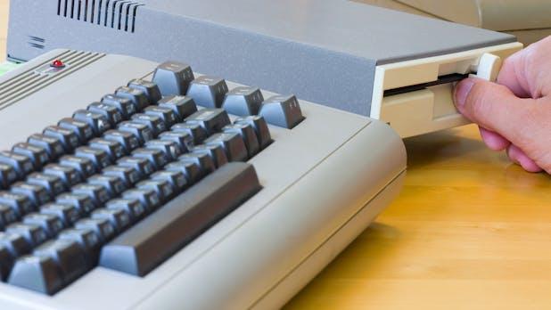Wird ja auch Zeit! C64 bekommt WLAN-Modul