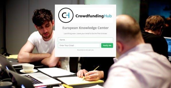Im März soll der Crowdfunding Hub seine Tore öffnen.