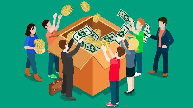 Europa bekommt 2016 ein eigenes Crowdfunding-Zentrum