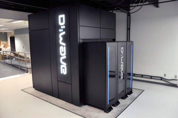 Der Quantencomputer D-Wave 2X soll die Computerwelt revolutionieren. (Foto: NASA/Google)