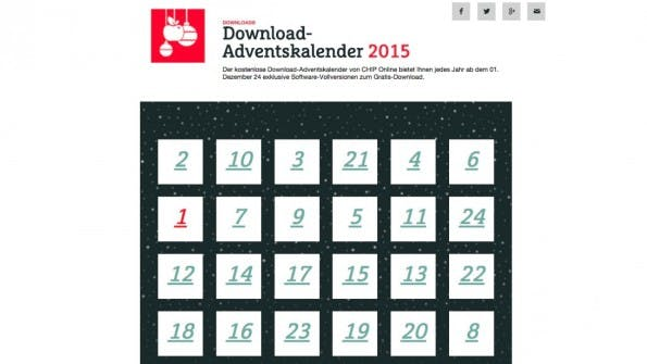download adventskalender chip