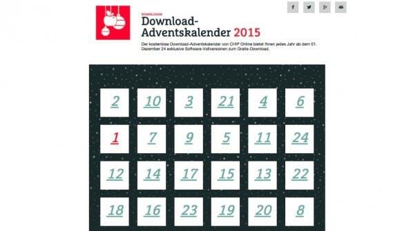 download adventskalender chip