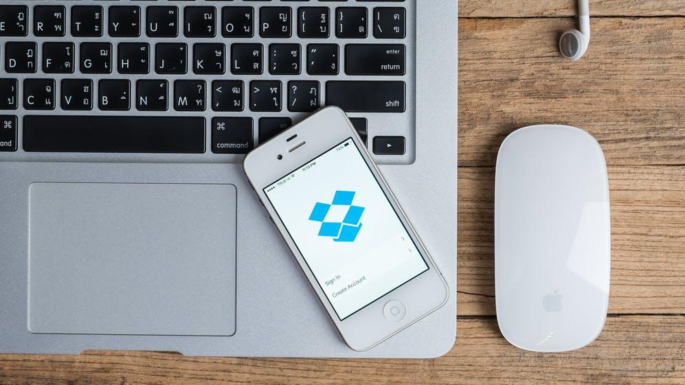 Teamarbeit in der Cloud: Dropbox bringt neue Funktionen Smart Sync und Paper