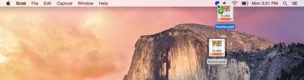 Droplr – schnell und simpel, wie die Macher es versprechen. (Screenshot: droplr.com)