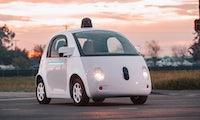 Das Aus für Taxis? Googles selbstfahrende Autos sollt ihr mieten können