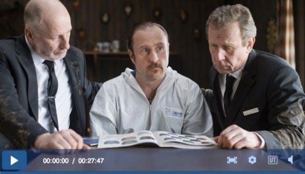 1. Der Tatortreiniger – neue Folgen. (Screenshot: ARD Mediathek)