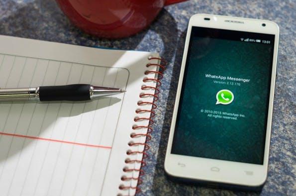 WhatsApp: weit verbreitet, aber nur mäßig beliebt – gewissermaßen ein notwendiges Übel (Foto: Shutterstock)