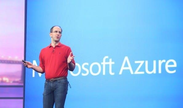 Microsoft senkt Preise für Azure-Cloud. (Foto: Microsoft)