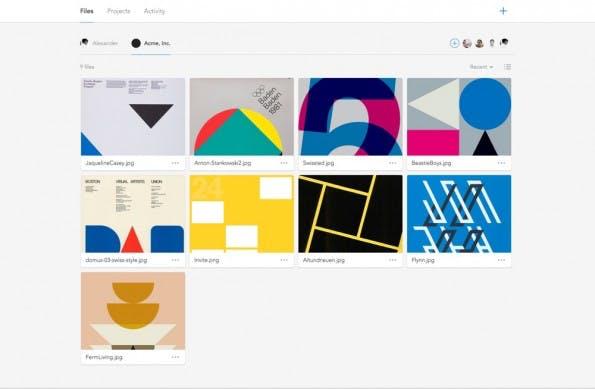 Eine App für Minbox gibt es derzeit nur für Mac OS. (Screenshot: minbox.com)