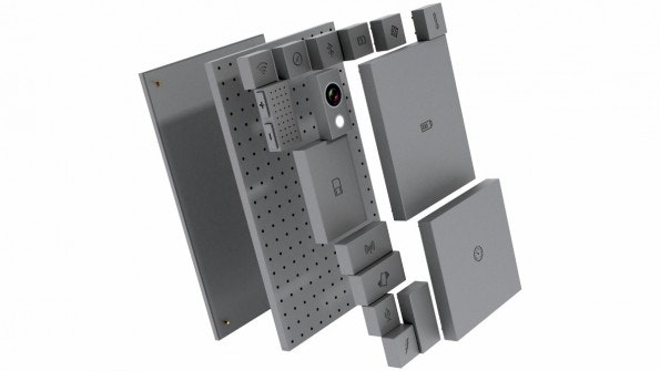 Sind modulare Smartphones die Zukunft? (Bild: Phoneblocks)