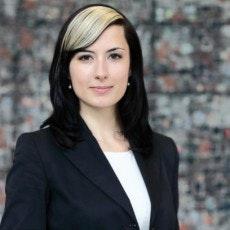 """Nadia S. Zaboura: """"Wir brauchen den echten, öffentlichen Diskurs – und dafür den ethischen Journalismus als vierte Gewalt!"""" (Foto: NSZ)"""