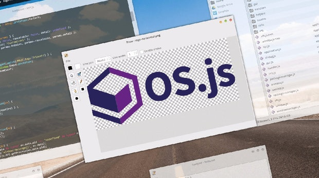 OS.js: Blitzschnelles Desktop-Interface im Browser