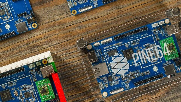 Schnellere Alternative zum Raspberry Pi: Pine A64 kostet 15 US-Dollar