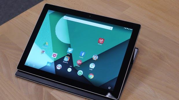 Pixel C im Test:  Das Android-Tablet, das auch ein Chrome-OS-Tablet hätte werden können