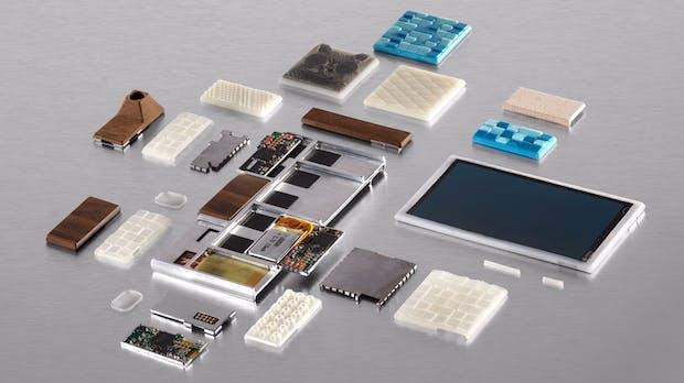 Von Ara bis RePhone: Diese Hersteller entwickeln modulare Smartphones