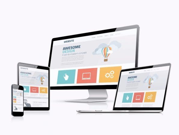 Das Responsive Webdesign sollte konsistent sein, damit sich der User auf Desktop oder Mobilgerät zurechtfindet. (Grafik: Shutterstock)