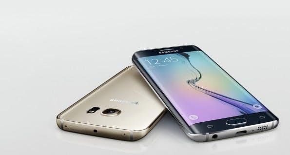Das Samsung Galaxy S6 (edge) gehört zu den Geräten, die über eine hohe Sicherheit verfügen. (Bild: Samsung)