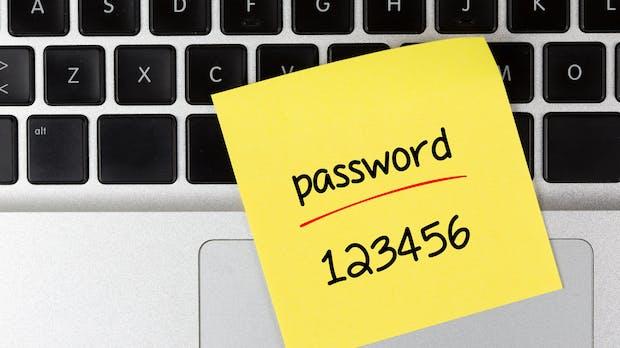 """""""ficken"""" ist zurück: Die 10 meistgenutzten Passwörter 2018"""