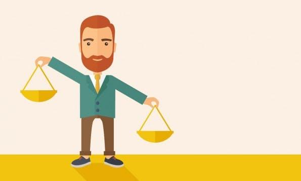 Letztlich gibt es für beide Methoden Vor- und Nachteile, am Ende muss jedes Unternehmen abwägen, was besser in die Struktur passt. (Grafik: Shutterstock(
