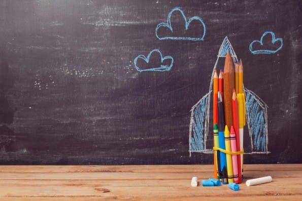 Die Bildung ist eine der Dinge, mit der man in Zukunft durchstarten kann. (Foto: Shutterstock