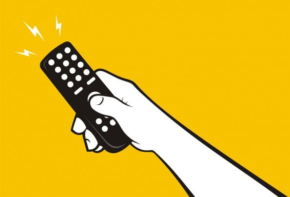 Gern vergessen aber trotzdem wichtig: In Zeiten von Smart-TVs werden Websites auch oft per Fernbedienung bedient. (Grafik: Shutterstock)