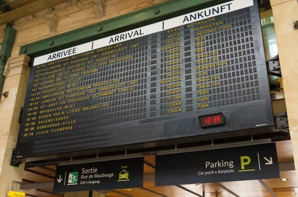 Die SNCF hat ihre Echtzeit-API für Entwickler freigegeben. (Foto: hans engbers / Shutterstock.com)