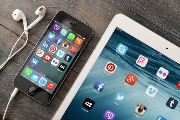Social-Media-Trends 2016: Was spielt sich ab auf unseren liebsten sozialen Netzwerken? (Grafik: mama_mia / Shutterstock.com)