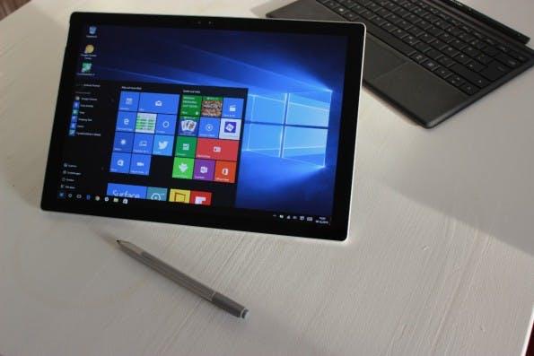 Surface Pro 4. (Foto: t3n)