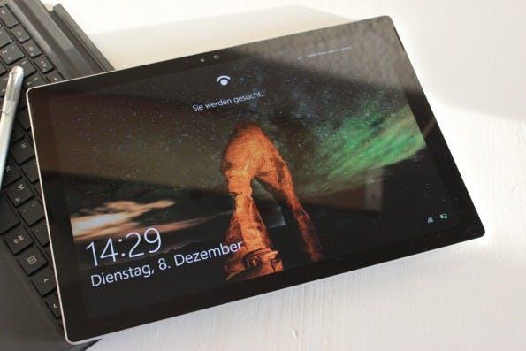 Das Surface Pro 4 ist eines der wenigen Hardware-Produkte Microsofts, die erfolgreich sind. (Foto: t3n)