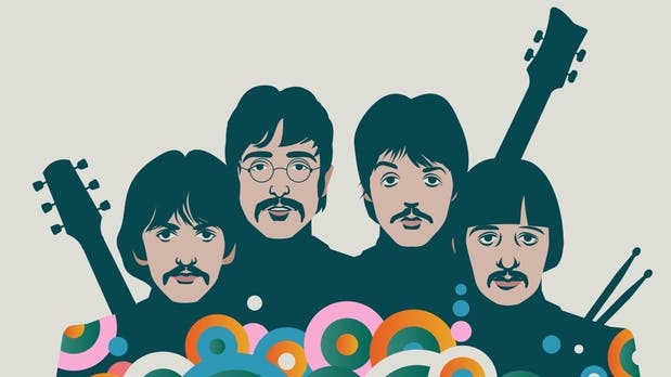 Weihnachtsgrüße aus Liverpool: The Beatles sind ab sofort auf Spotify, Apple Music & Co.
