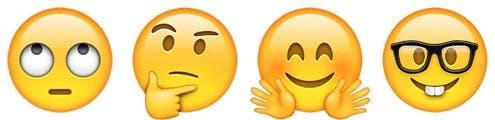 Die neue WhatsApp-Version 2.12.373 hat die Emojis auch schon. (Bild: mobiflip)