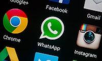 WhatsApp verabschiedet sich von BlackBerry und Nokia