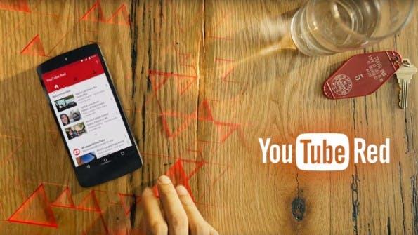 YouTube Red soll um Premium-Content wie Filme und Serien erweitert werden. (Screenshot: YouTube)