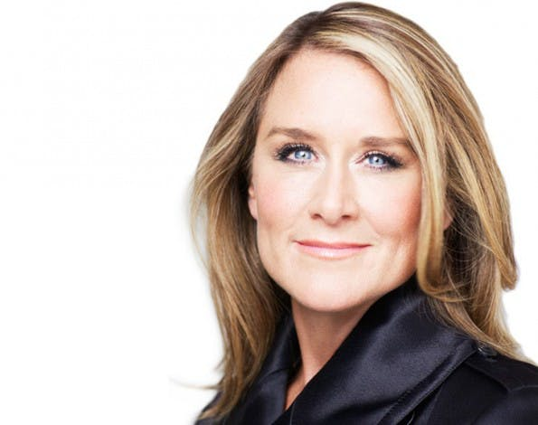 Apple-Managerin Angela Ahrendts. (Bild: Apple)