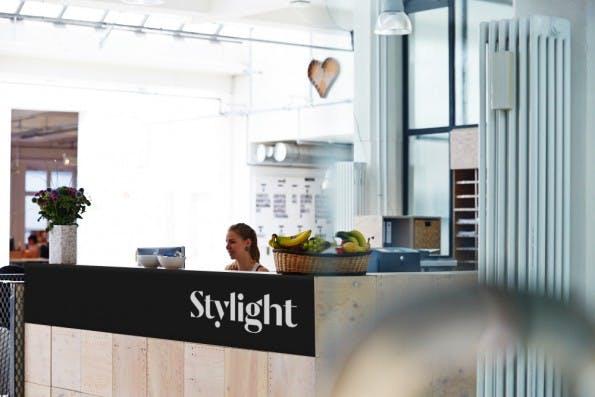 Das Büro von Stylight am Standort München. (Foto: © Conny Mirbach)