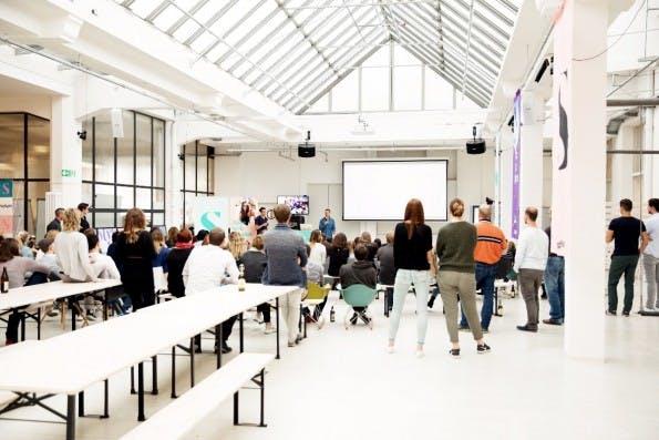 Innerhalb weniger Jahre wuchst das E-Commerce-Startup Stylight von vier auf 80 Mitarbeiter. (Foto: Katja Broemer für Stylight)