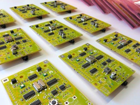 Open-Theremin-Uno: Projekt stellt Bastelset für Arduino zur Verfügung. (Bild: gaudi.ch)