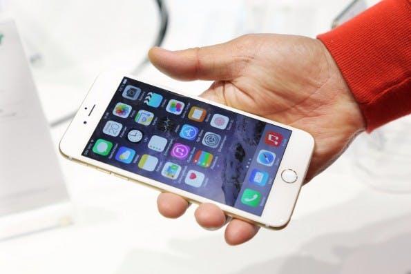 Apple iPhone 6s. charnsitr / Shutterstock.com