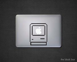 Apple meets Macintosh. (Bild: etsy)
