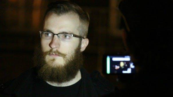 """Der US-Amerikaner Christopher David will mit """"Arcade City"""" gegen Uber antreten. (Foto: Levi Dunn/Facebook)"""