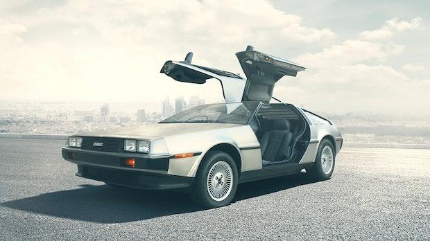 Zurück in die Zukunft: Der Delorean könnte als E-Auto zurückkehren